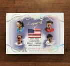Hope Solo Cards, Rookie Cards and Autograph Memorabilia Buying Guide 23