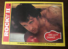 2016 Topps Rocky 40th Anniversary Complete Set - Checklist Added 16