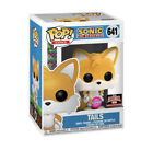 Funko Pop! Games Sonic Tails #641 Flocked Target Exclusive Target Con Preorder