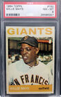 Vintage Willie Mays Baseball Card Timeline: 1951-1974 69