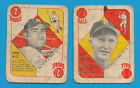 1951 Topps Blue Backs Baseball Cards 39