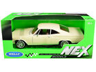1965 Chevrolet Impala SS 396 Beige NEX Models 1 24 Diecast Model Car by Welly