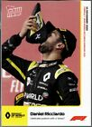 2020 Topps Now Formula 1 Racing Cards Checklist 10