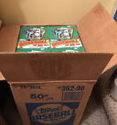 1990 Topps Baseball UNOPENED WAX BOX From Full Case Possible NNOF Frank Thomas