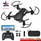4DRC V2 Drone With 720P HD Wifi FPV Camera Foldable RC Quadcopter for kids Mini