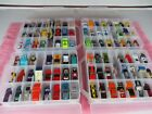 Vintage older hot wheels vehicles with cases lot of over 170 vehicles