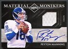 Top Peyton Manning Autograph Cards to Collect 14