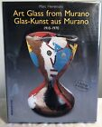 MURANO GLASS REFERENCE BOOK SIGNED MARC HEIREMANS VENINI BAROVIER SEGUSO AVEM