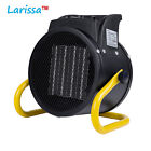 2000W Electric Space Heater Garage Forced Hot Air Fan Portable for Office Home