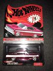 Hot Wheels 2009 Red Line Club Pink 64 Ford Falcon Sprint Mint Great offer