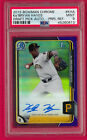 2015 Bowman Draft Baseball Cards - Review Added 11