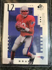 2000 SP Authentic Football Cards 12