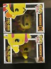 Funko Pop! Pacman and Ms Pacman NEW