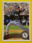 Chris Sale Rookie Cards and Prospect Card Guide 25