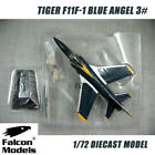 1 72 Scale Falcon Models Tiger F11F 1 Blue Angel 3 Diecast Plane Model Aircraft