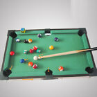 Mini Pool Table Set Table Billiards Family Children Adults Indoor Toy