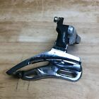 Nice Used Shimano Deore XT FD M737 286 Bottom Pull Front Derailleur