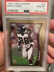 Hall of Fame Randy! Top Randy Moss Football Cards 18