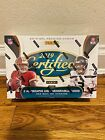 2019 CERTIFIED NFL FOOTBALL SEALED HOBBY BOX MURRAY JONES METCALF PRIZM RC AUTO