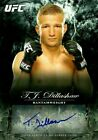 2014 Topps UFC Bloodlines Trading Cards 32