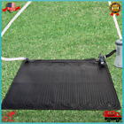 Intex Solar Water Heater Mat for 10000 Gallon Above Ground Swimming Pool Black