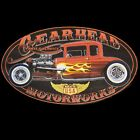 Hot Rod T Shirt Custom Rat Rod Ford Flames Whitewalls Mens Small to 6XL and Tall
