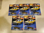 lot of 5 Hot Wheels Boulevard 67 Camaro