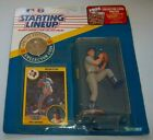 Nolan Ryan Texas Rangers 1991 with collector coin  Kenner Starting Line UP