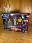 Star Trek Aliens Series Captain James Kirk With Balok And Balok's Puppet in box