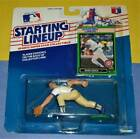 1989 MARK GRACE Chicago Cubs Rookie *FREE s/h* Starting Lineup #17