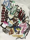 Huge Bead Lot Glass Wooden Acrylic Fashion Jewelry Making Crafts Multiple Color
