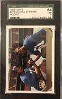 Michael Strahan Cards, Rookie Cards and Autographed Memorabilia Guide 17