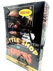 New 1986 Topps LITTLE SHOP OF HORRORS (36) Pack Wax Box BBCE Certified Unopened