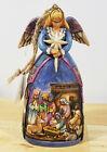 Jim Shore Angel Star  Shall Guide Us Nativity 2006 Christmas Ornament 4005767