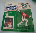 Andre Tippett New England Patriots Starting Line up 1988