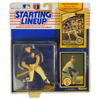Vintage 1990 Mark Grace Chicago Cubs Starting Lineup + 1982 card Rookie Year