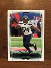 Bobby Wagner 2014 Topps Error No Name No Foil #230 Seattle Seahawks