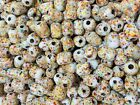 3 5mm White Polka Dot Colorful Round Loose Glass Beads DIY Jewelry Making Bead