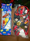 NWT Sealed Walt Disney Store CARS Lot Lightning McQueen 95 PEZ CANDY PENCIL CASE