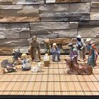 Rare Vintage Goebel Nativity 12 Piece Set HX 281