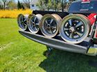 Pontiac 15  6 RALLY Wheels Bonneville Grand Ville Catalina 55 bolt patter