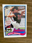 2014 Topps Major League 25th Anniversary Over-Sized Baseball Cards 8