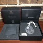 Waterford Crystal 2019 Annual Nativity Christmas Ornament Holy Family OPEN BOX