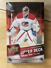 2015-16 UPPER DECK SERIES 1 HOCKEY FACTORY SEALED HOBBY BOX
