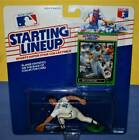 1989 REY QUINONES #51 Seattle Mariners NM+ Rookie *FREE s/h sole Starting Lineup
