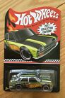 Hot Wheels 2017 Collector Edition Mail In Datsun Bluebird 510 W Real Riders 164