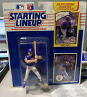 Mark Grace 1990 Kenner Starting Lineup Figure with Rookie Year Card