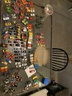 hot wheels matchbox Lot Of 150 Cars Motorcycle Construction Equipment Very Old Y