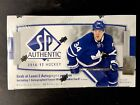 2016-17 Upper Deck SP Authentic Hobby Box Factory Sealed! Matthews, Marner