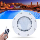 Swimming Pool Light LED Underwater Remote RGB Control Multi Color Light 54W 18m